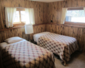 Hillside Cabin Bedroom 3