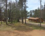 Hillside Cabin View